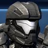 Halo 4 visor color - Frost.