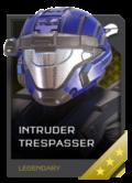 H5G REQ Helmets Intruder Trespasser Legendary