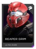 H5G REQ Helmets Reaper Grim Ultra Rare