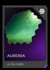 H5G REQ Visor Aurora Ultra Rare