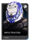 H5G REQ Helmets Infiltrator Rare