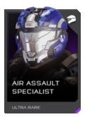 H5G REQ Helmets Air Assault Specialist Ultra Rare