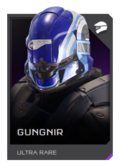 H5G REQ Helmets GUNGNIR Ultra Rare