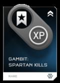 REQ Gambit Spartan Kills Rare