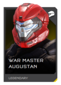 H5G REQ Helmets War Master Augustan Legendary