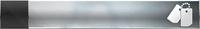 HTMCC Nameplate Platinum Dog tags
