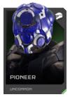 H5G REQ Helmets Pioneer Uncommon