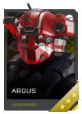 H5G REQ Helmets Argus Legendary