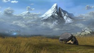 A screenshot of the game's epilogue screen.