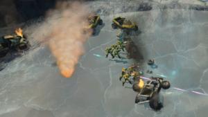 Tango 14 in Halo Wars.