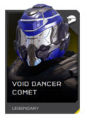 H5G REQ Helmets Void Dancer Comet Legendary