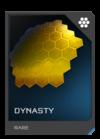 H5G REQ Visor Dynasty Rare