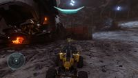 Halo 5 Skull 1 - Mission 6 Evacuation - cone 5.jpg