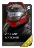 H5G REQ Helmets Vigilant Watcher Legendary