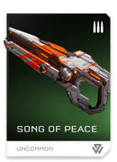 Song of Peace REQ card in Halo 5: Guardians