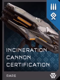 REQ Card - Incineration Cannon Certification.png