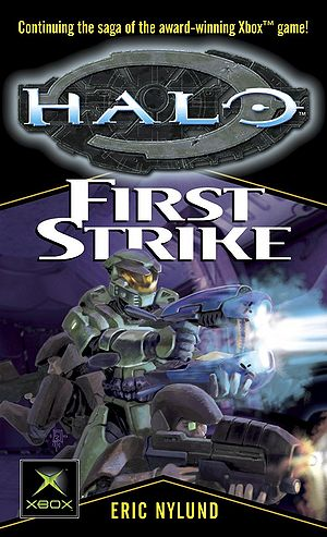 Cover art of Halo: First Strike