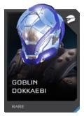 H5G REQ Helmets Goblin Dokkaebi Rare
