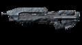 Render of the Assault Rifle's Predator skin.