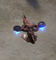 HW2 Infected Hornet ingame.png