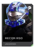 H5G REQ Helmets Recon RSO Uncommon