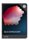H5G REQ Visor Buckingham Rare