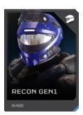 H5G REQ Helmets Recon GEN1 Rare