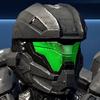 Halo 4 visor color - Verdant.