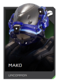 H5G REQ Helmets Mako Uncommon