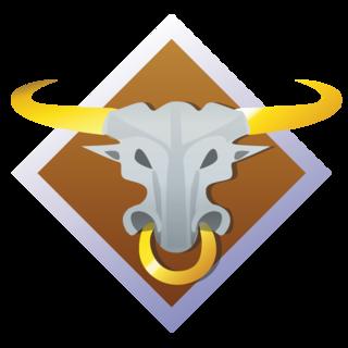 Bulltrue Halo 3 Medal Icon