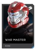 H5G REQ Helmets War Master Rare