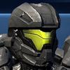 Halo 4 visor color - Stalker.