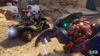 Halo 5 Ghost v Warthog Dawn of Light Vehicles.jpg