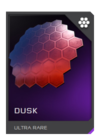 H5G REQ Visor Dusk Ultra Rare