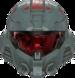 Transparent image of Mjolnir Mark VII GEN3 Helmet.