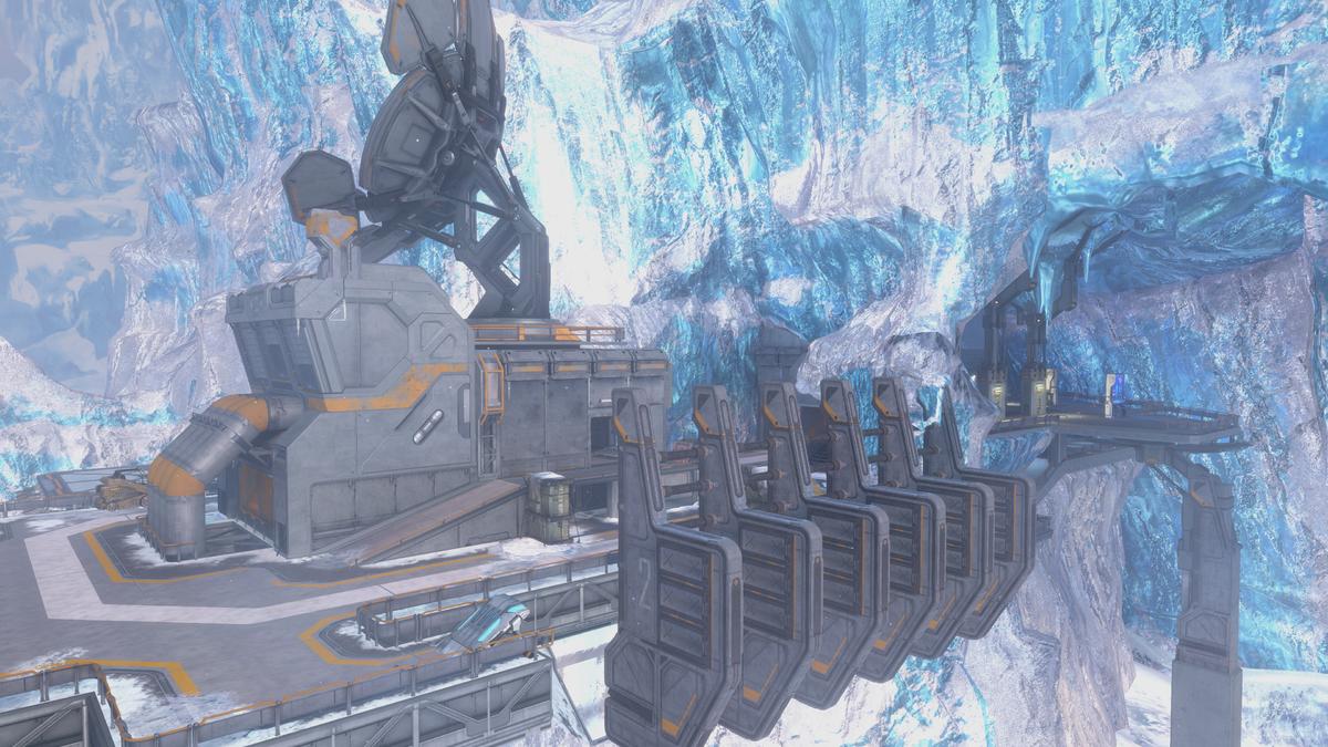 Halo 3 recibe nuevo mapa: Waterfall