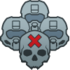 """Icon for the """"As One"""" Spartan Company Game Mode Commendation."""