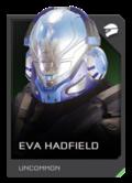 H5G REQ Helmets EVA Hadfield Uncommon