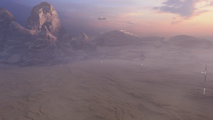 H5-Map Forge-Barrens sunrise 01.PNG