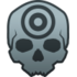 "Icon for the ""Something On Your Face"" Spartan Company Kill Commendation."