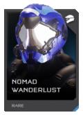 H5G REQ Helmets Nomad Wanderlust Rare