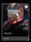 H5G REQ Helmets Pilot Rare
