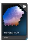 H5G REQ Visor Reflection Rare