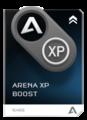REQ Card - Arena XP Boost Rare.png