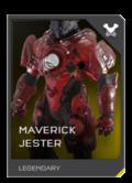 REQ Card - Armor Maverick Jester.png