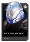 H5G REQ Helmets EVA Solovyev Rare