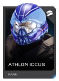H5G REQ Helmets Athlon Iccus Rare