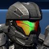 Halo 4 visor color - Pathfinder.