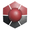 Icon of the Cadet Red armor coating.