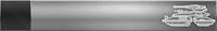 HTMCC Nameplate Silver Scorpion